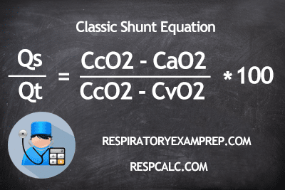 How to calculate Classic Shunt