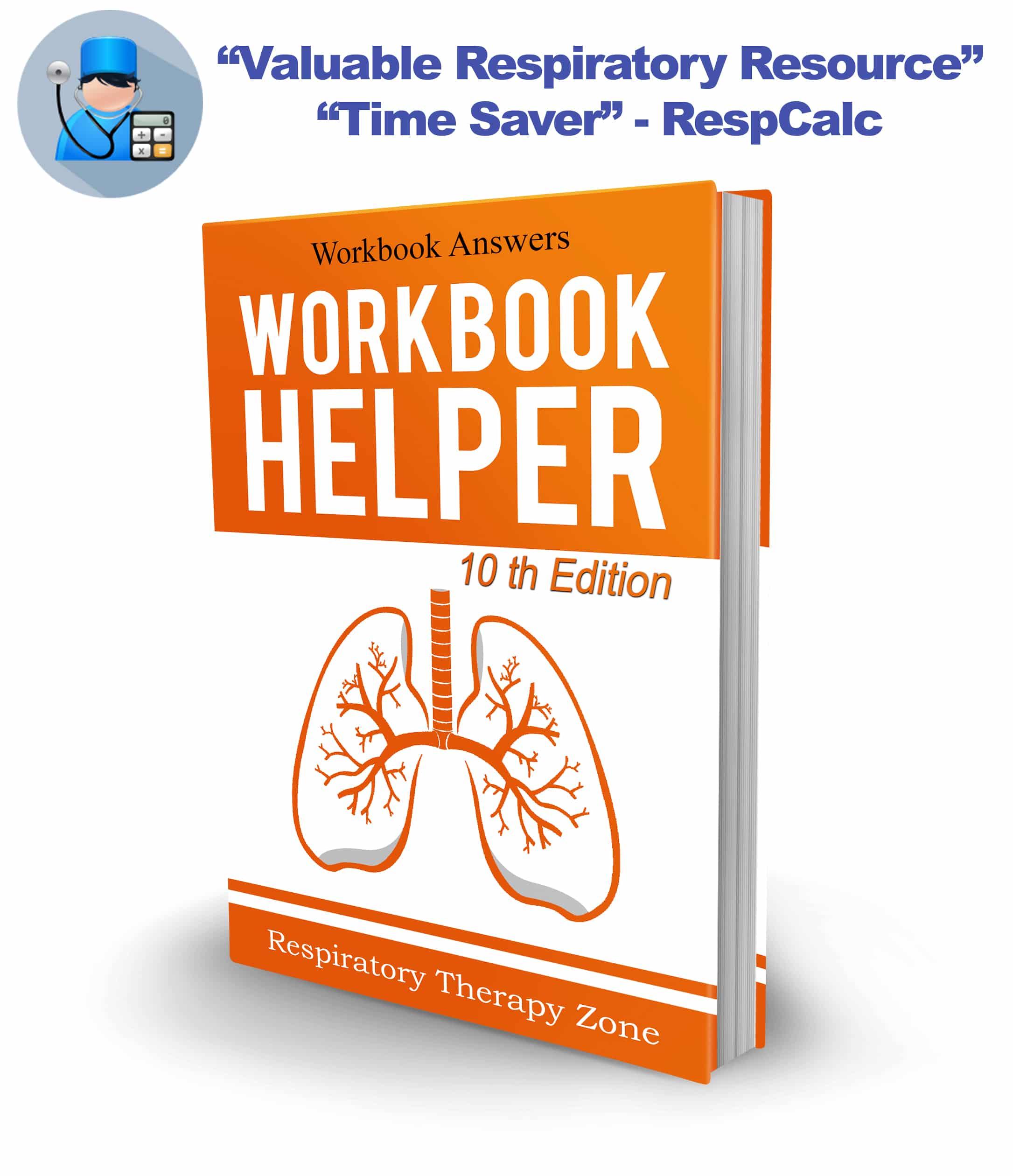 Respiratory Workbook Answers Egans
