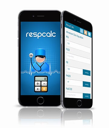 RespCalc Respiratory Calculator