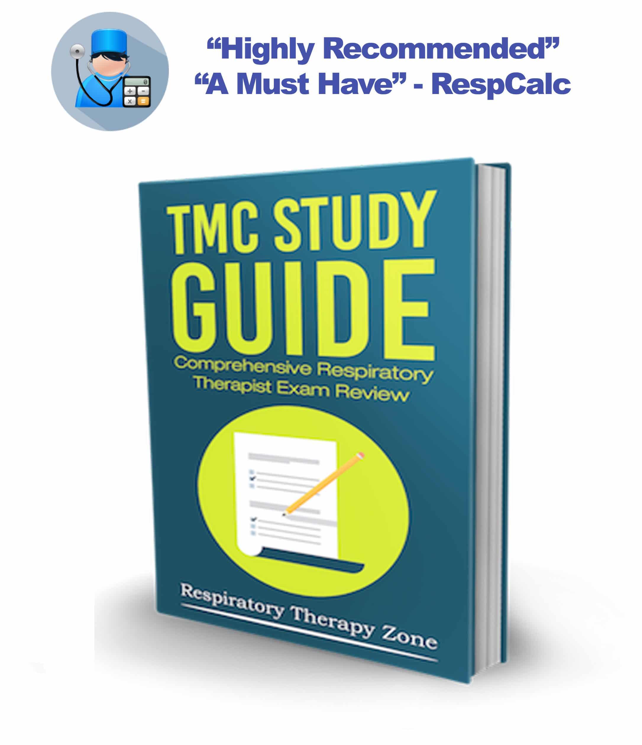 TMC Respiratory Exam Study Guides